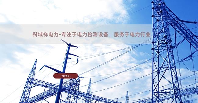 武汉科域祥电力设备有限公司